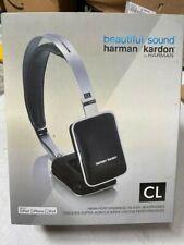 harman/kardon CL Headband Headphones - Silver/Black (NEW) Sealed