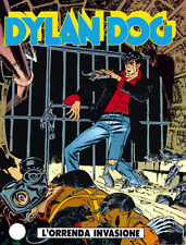 BdM - Dylan Dog n¡ 105 originale, L'ORRENDA INVASIONE, da Edicola, Luglio 1995
