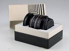 LYDITH 3.5/30 Zebra M42 Mount Meyer Optik-Görlitz lens box et caps