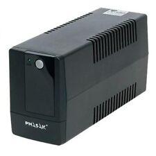 Phasak Ph9408 - sistema de Alimentación ininterrumpida (800 va) negro #6456
