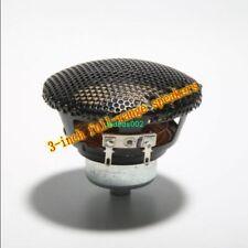 """1pcs For AURA 3""""inch 81mm full-range speakers 4ohm 4Ω 15W Loudspeaker Audio"""