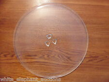 """12"""" Sears Kenmore Microwave Glass Turntable Plate/Tray Used Clean Condition"""