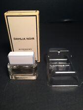 Dahlia Noir by Givenchy Eau de Toilette 0.17 oz 5 ml Mini Splash for Women NIB