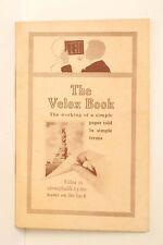 F66040~ The Velox Book – Pub #5-34-KP-25 – Crisp & Clean