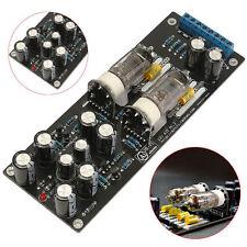 Assembly 6J1/6AK5 Vacuum & Valve Tube Preamplifier Stereo HiFi Pre-Amp Board