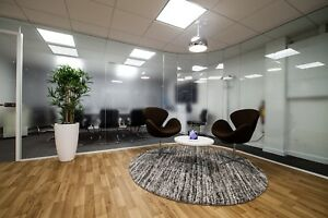 Glass Partition for Office Fully Installed in London