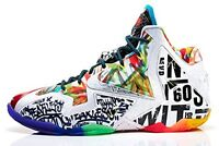 "Nike lebron 11 ""What The lebron "" 650884 400 US Men Size 11.5, 12, 14"