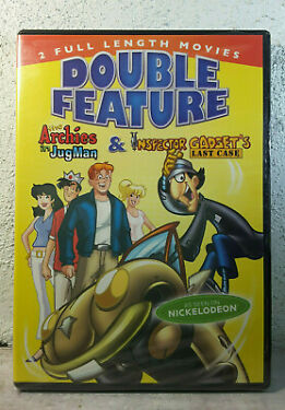 INSPECTOR GADGETS LAST CASE  THE ARCHIES IN JUGMAN DVD Kids Movies
