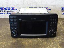 MERCEDES W164 ML HEAD UNIT RADIO NAVIGATION SYSTEM A1649002401-A1649012400  2010