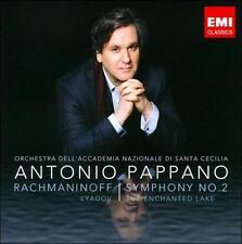 Rachmaninov: Symphony No. 2 / Lyadov: The Enchanted Lake