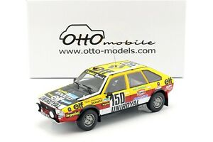RENAULT 20 Turbo 4X4 #150 C.Marreau Rally Paris-Dakar 1982  - 1/18 - OTTO