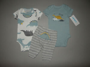 NWT, Baby boy clothes, 18 months, Carter's 3 piece set/    ~SEE DETAILS ON SIZE~