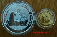 2011 2pcs the 60th anni. of  China  Aviation Industry S.& G. coin with COA& box