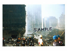 World Trade Center WTC 9/11 Destruction & Rescue FDNY NYPD 3 PHOTOS Never Seen 1