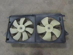 06-11 CADILLAC DTS BASE BUICK LUCERNE Engine Cooling Motor Fan Assembly