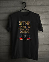 New Leave Me Alone Kimi Raikkonen Shirt Black T-Shirt S-5XL