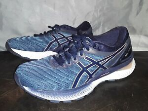 Womens Asics Nimbus 22 Size 8 B Running Walking Training