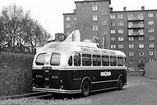 Royal Blue 2201 OTT44 Bristol LS6G Bus Photo Ref P686