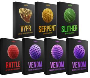 Cymatics VYPR + Bonus samples collection
