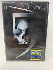 *NEW* Final Destination 5 (DVD 2011) Emma Bell - Tony Todd
