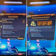 Borderlands 3 Cutpurse Deathless AND Bloodletter Class Mod 🔥Moze Bundle🔥 Xbox