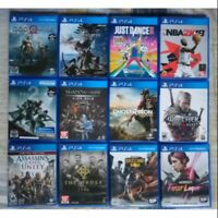 PS4 games bundle - more than 150 games for PS4, PS3 - Before Buy Contact me