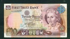 More details for northern ireland - 2009 first trust bank £20 circulated condition as scans