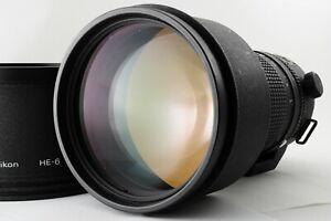 Opt MINT in Trunk / NIKON AF 300mm F2.8 NIKKOR ED Lens from Japan #0755