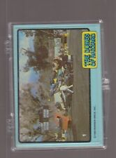 1980 Donruss Dukes of Hazzard Complete Set of 66 Cards Plus A Wrapper