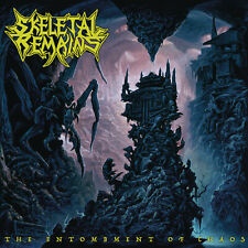 SKELETAL REMAINS The Entombment Of Chaos CD NEW .cp