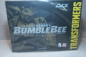 3A ThreeZero Transformers DLX Scale Bumblebee Collectible Figure New
