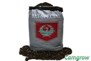 House & Garden - Bat Mix Special Soil 50L - Bag Added Bat Guano Rapid Growth