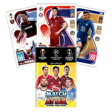 Topps Champions League 2021 2022 Trading Cards 1-171 aussuchen