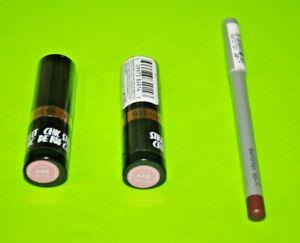LOT/2 Revlon Super Lustrous Lipstick, Prim-Rose [668] 0.15 oz SEALED + GIFT