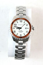Momentum Women's 1M-DV07WO0 M1 Mini Analog Display Japanese Quartz Silver Watch