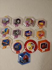 Disney Infinity Disc Lot of 13.