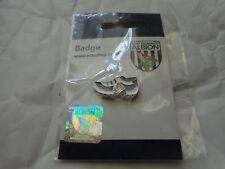 Clásico West Bromwich Albion Fútbol West, Brom Boot-Insignia Pin de fútbol