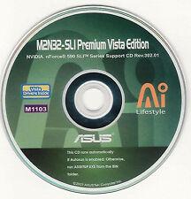 ASUS M2N32-SLI PREMIUM VISTA Motherboard Drivers Installation Disk M1103