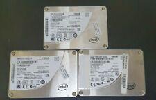 Lot of 3 SSD 180GB INTEL SSD 520 series  -FREE SHIPPING --