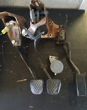 96-00 CIVIC OEM CLUTCH PEDAL ASSEMBLY SET MANUAL 5 SPEED SWAP WITH RESERVOIR