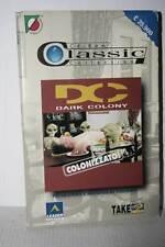 DARK COLONY GIOCO USATO OTTIMO STATO PC CD ROM VERSIONE ITALIANA FR1 52007