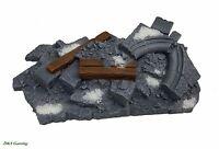 Wargames Scenery Terrain Frostgrave Gothic Ruins Rubble #1 (x1)
