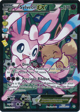 x1 Sylveon-EX - RC32/32 - Full Art Ultra Rare Pokemon Generations M/NM