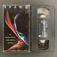 Spawn - 1997 VHS Tape - Tested Plays Great!