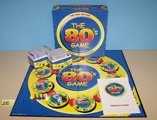 2001 The 80's Trivia Game The 1980s are back - How much do you remember?
