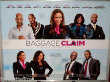 Cinema Poster: BAGGAGE CLAIM 2013 (Quad) Paula Patton Taye Diggs Jill Scott