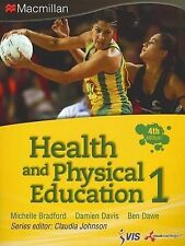 Macmillan Health and Physical Education 1 textbook by  Davis with cd