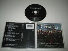 GERMINAL/SOUNDTRACK/JEAN LOUIS ROQUES(VIRGIN/72438 391932 1)CD ALBUM