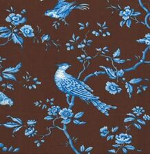 Jennifer Paganelli Sis Boom West Indies Matilda Fabric in Cocoa JP54 100% Cotton