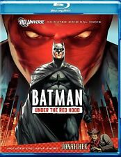 Batman: Under the Red Hood (Blu-ray Disc, 2010, Special Edition)